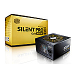 Cooler Master Silent Pro Gold Modulaire - 800W