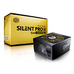 Cooler Master Silent Pro Gold Modulaire - 1200W