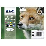 Epson T1285 Multipack BK/C/M/J - C13T12854010
