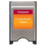 Transcend Adaptateur PCMCIA vers Compact Flash