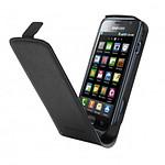 Samsung Etui cuir pour Galaxy S (I9000)