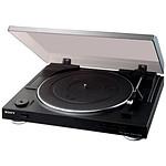 Sony Platine disques vinyle PS-LX300 USB
