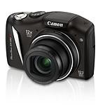 Canon PowerShot SX130 IS Noir