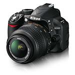 Nikon D3100 + AF-S DX 18-55 VR