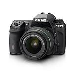 Pentax K-5 + 18-55mm WR