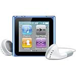 Apple iPod nano 8 Go Bleu