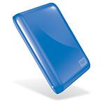 Western Digital (WD) My Passport Essential USB 3.0 500 Go (bleu)