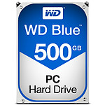 """Western Digital (WD) Blue 3,5"""" - SATA III 6 Gb/s - 500 Go (Caviar)"""