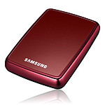"Samsung S2 Portable 1 To USB 2.0 2,5"" (rouge)"