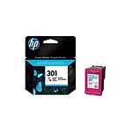 HP Cartouche d'encre n°301 (CH562EE) - 3 couleurs