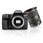 Pentax K-5 + 16-50mm SDM