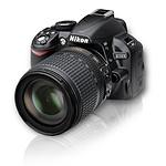 Nikon D3100 + AF-S DX 18-105 VR
