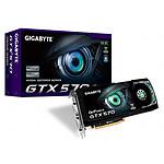 Gigabyte GV-N570D5-13I-B (GeForce GTX 570 1,25 Go)
