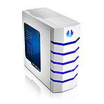BitFenix Colossus - Blanc - Fenêtre (LED bleu)