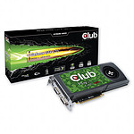 Club 3D GeForce GTX 570 1,25 Go