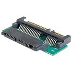 Adaptateur SATA / micro SATA (SSD)