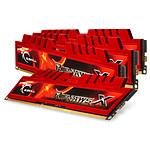 G.Skill Kit Extreme3 4 x 4 Go Ripjaws X 1600 MHz CAS 9