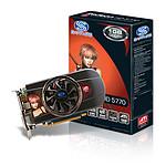 Sapphire Radeon™ HD 5770 1Go, DirectX® 11, ATI Eyefinity