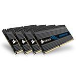 Corsair Dominator 4 x 2 Go DDR3 PC10600 CAS 9