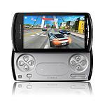 Sony Ericsson Xperia Play (noir)