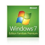 Microsoft Windows 7 Familial Premium 32 bits SP1 (oem)