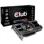 Club 3D GeForce GTX 550 Ti 2 Go CoolStream OC Edition