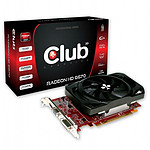 Club 3D Radeon HD 6670 1 Go