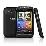 HTC WildFire S (noir)