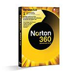 Symantec Norton 360 5.0 (1 an, 1 PC)