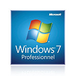 Microsoft Windows 7 Professionnel 64 bits SP1 (UK oem)