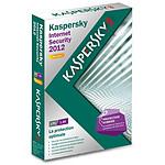 Kaspersky Lab Internet Security 2012 - 1 poste