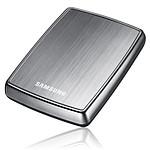 "Samsung S2 Portable 640 Go USB 3.0 2,5"" (argent)"