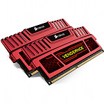 Corsair VENGEANCE RED DDR3 2 x 4 Go 1866 MHz CAS 9