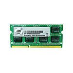 G.Skill SO-DIMM DDR3L 4 Go 1600 MHz SQ CAS 11
