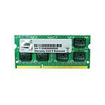 G.Skill SO-DIMM DDR3L 4 Go 1600 MHz SQ CAS 11
