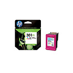 HP Cartouche d'encre n°301XL (CH564EE) - 3 couleurs
