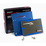 Kingston HyperX SSD - 120 Go