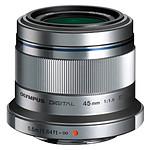 Olympus 45 mm f/1.8 Silver M.ZUIKO