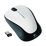 Logitech M235 Wireless Mouse - Ivoire
