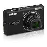 Nikon Coolpix S6200 Noir