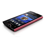 Sony Mobile Xperia Ray (rose)