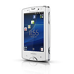 Sony Ericsson Xperia Mini Pro (blanc)