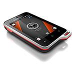 Sony Mobile Xperia Active (noir/orange)