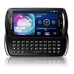 Sony Ericsson Xperia Pro (noir)