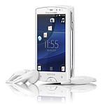Sony Ericsson Xperia Mini (blanc)