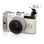 Pentax Q Blanc + 8,5mm f/1,9