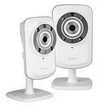 D-Link DCS-932L-TWIN - Pack 2 caméras IP DCS-932L