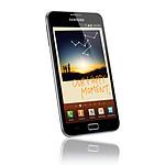 Samsung Galaxy Note (bleu nuit)