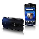 Sony Ericsson Xperia Kyno V (bleu)