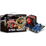 MSI X79A-GD65 (8D) + Frio Advance